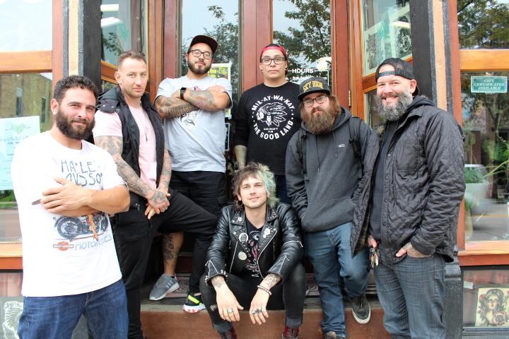 The Walker's Point Tattoo Crew