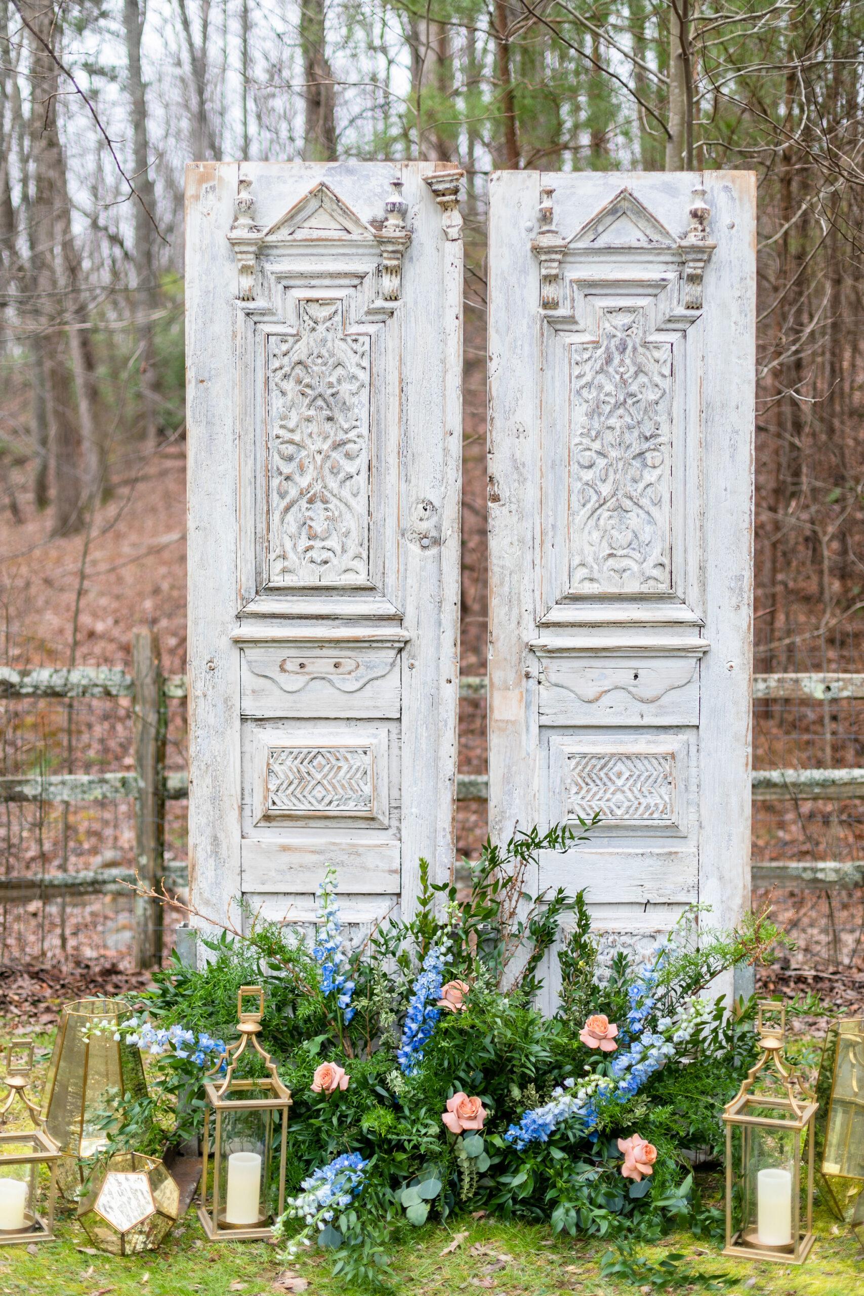 Floral Filled Spring Wedding Inspiration