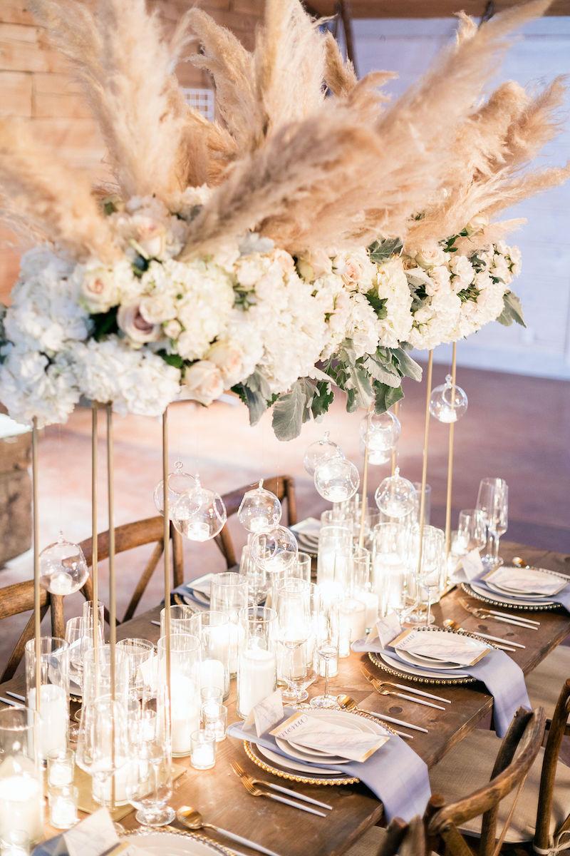 Romantic Boho Chic Wedding Inspiration
