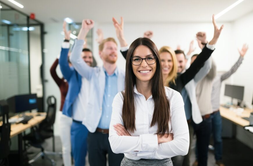 Confidence is the Key to Progress: Getting Ahead at Work
