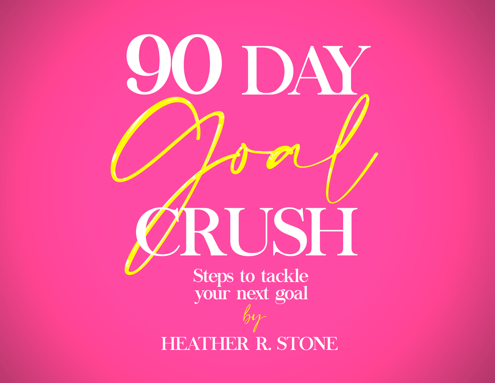 90-Day Goal Crush