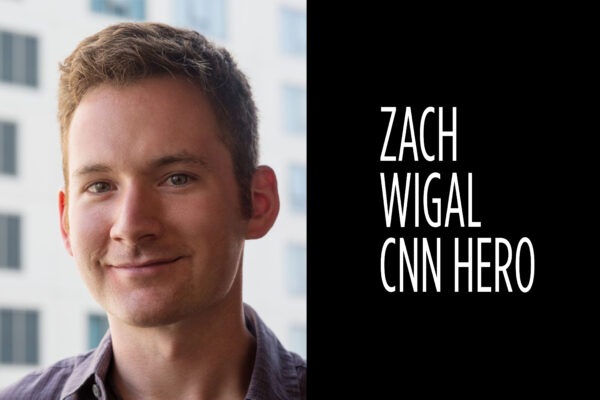 Zach Wigal, CNN Hero & Gamer, Giving Back