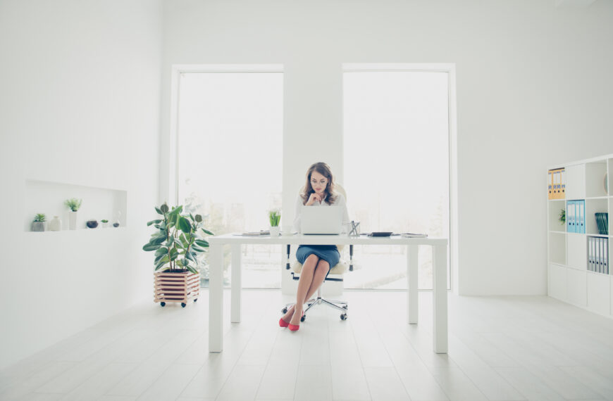 Women in Management in 2020