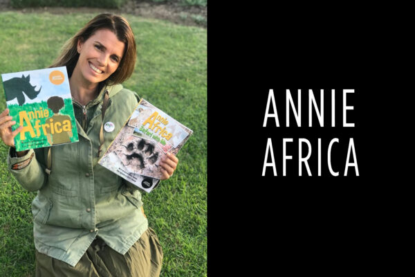 Annie Africa – Actress & Model finds happiness living amongst the Lions