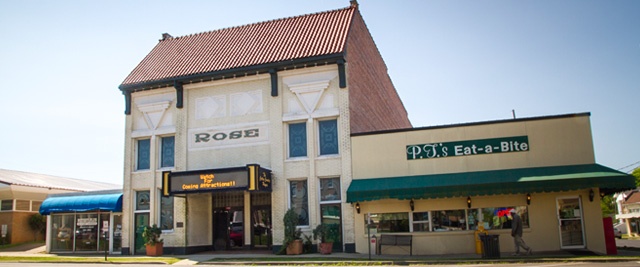 Rose Theatre in Morehouse Parish
