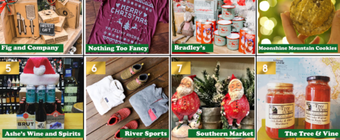 12 Days of Shopping Local