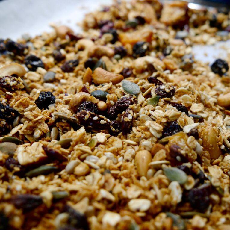 granola, healthy-recipes-for-granola, recipes,