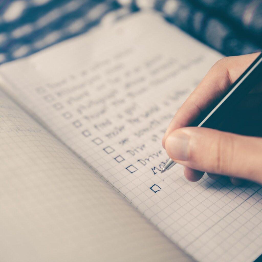 motivation, check-list, to-do-list, WOOHOOing, motivational-blog