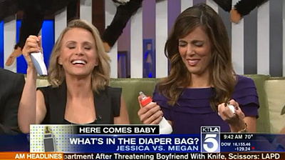 What's in the Diaper Bag?