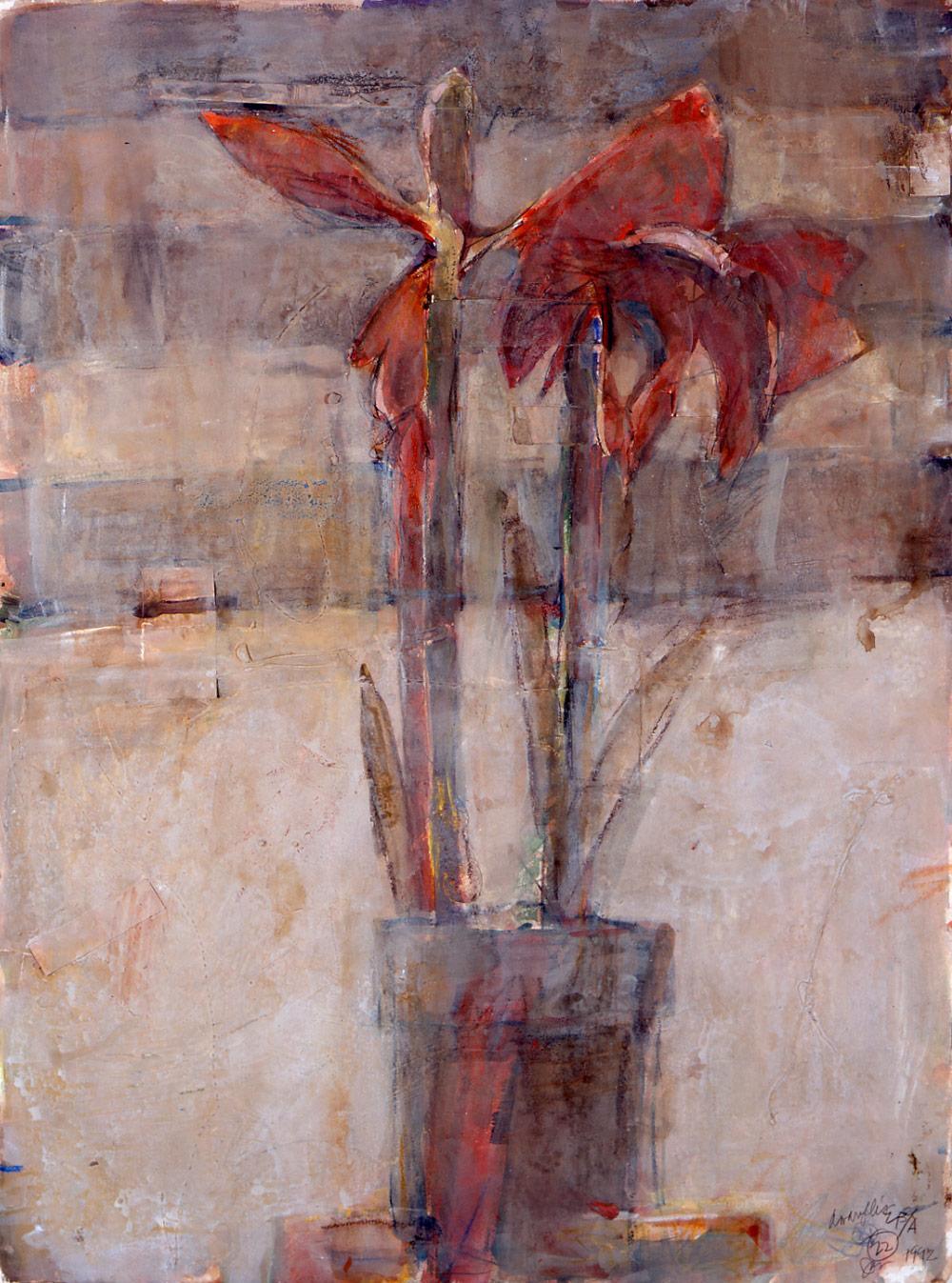 Amarylis #17 by Elaine Badgley Arnoux