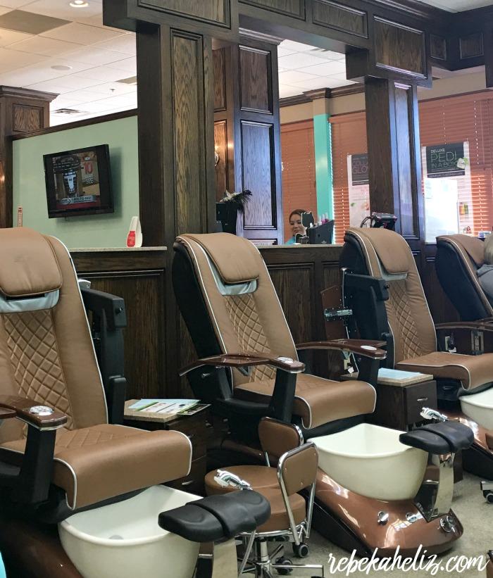 oklahoma city, nail salon, road trip