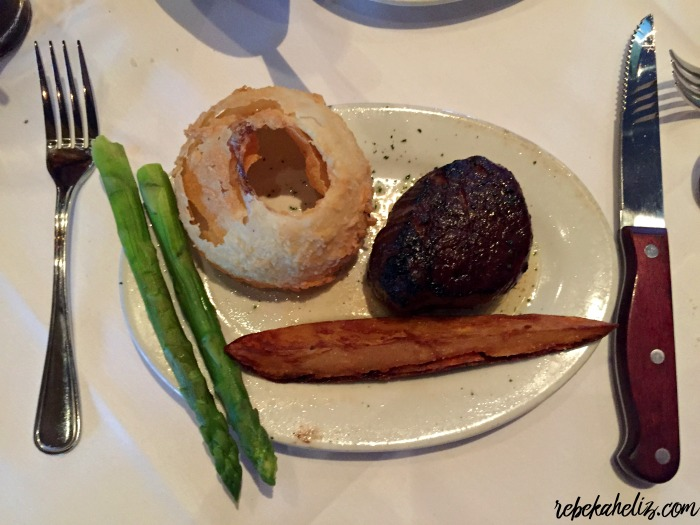 chophouse new orleans, new orleans, chophouse, steak, steakhouse, asparagus, onion rings