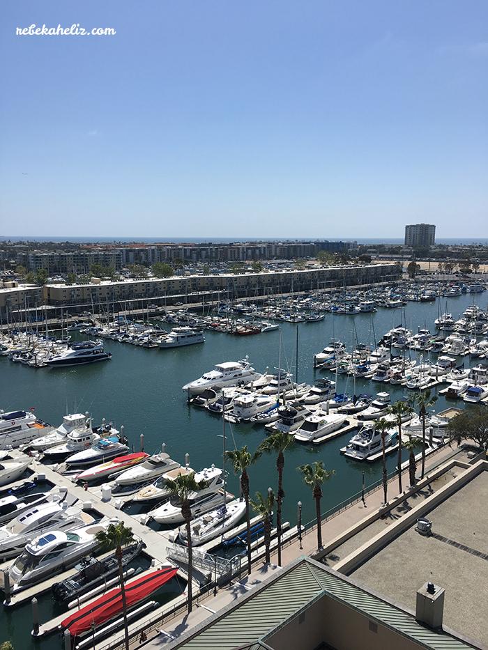 marina del rey, california, ritz carlton, ritz, RC memories, marina