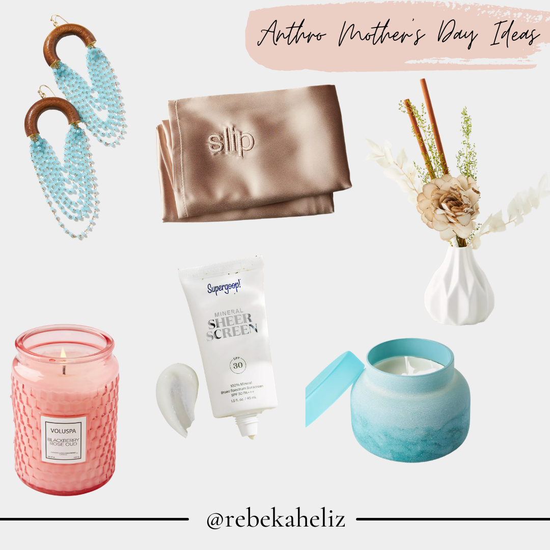 Mother's Day, Anthropologie, Mother's Day gift guide, gift guide, shopping, Mother's Day ideas