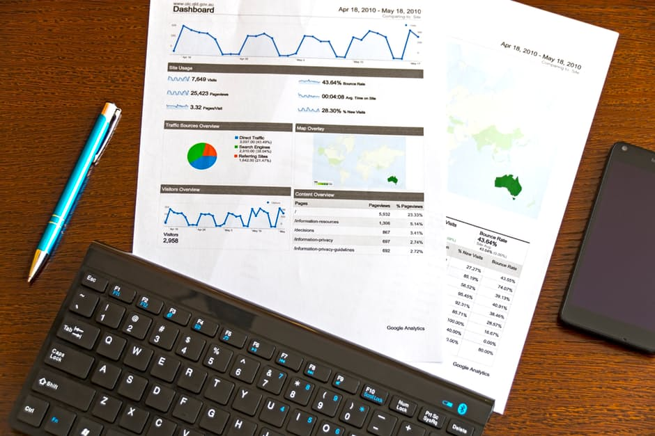 Business reports for business screening