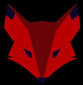 Redfox Head Logo