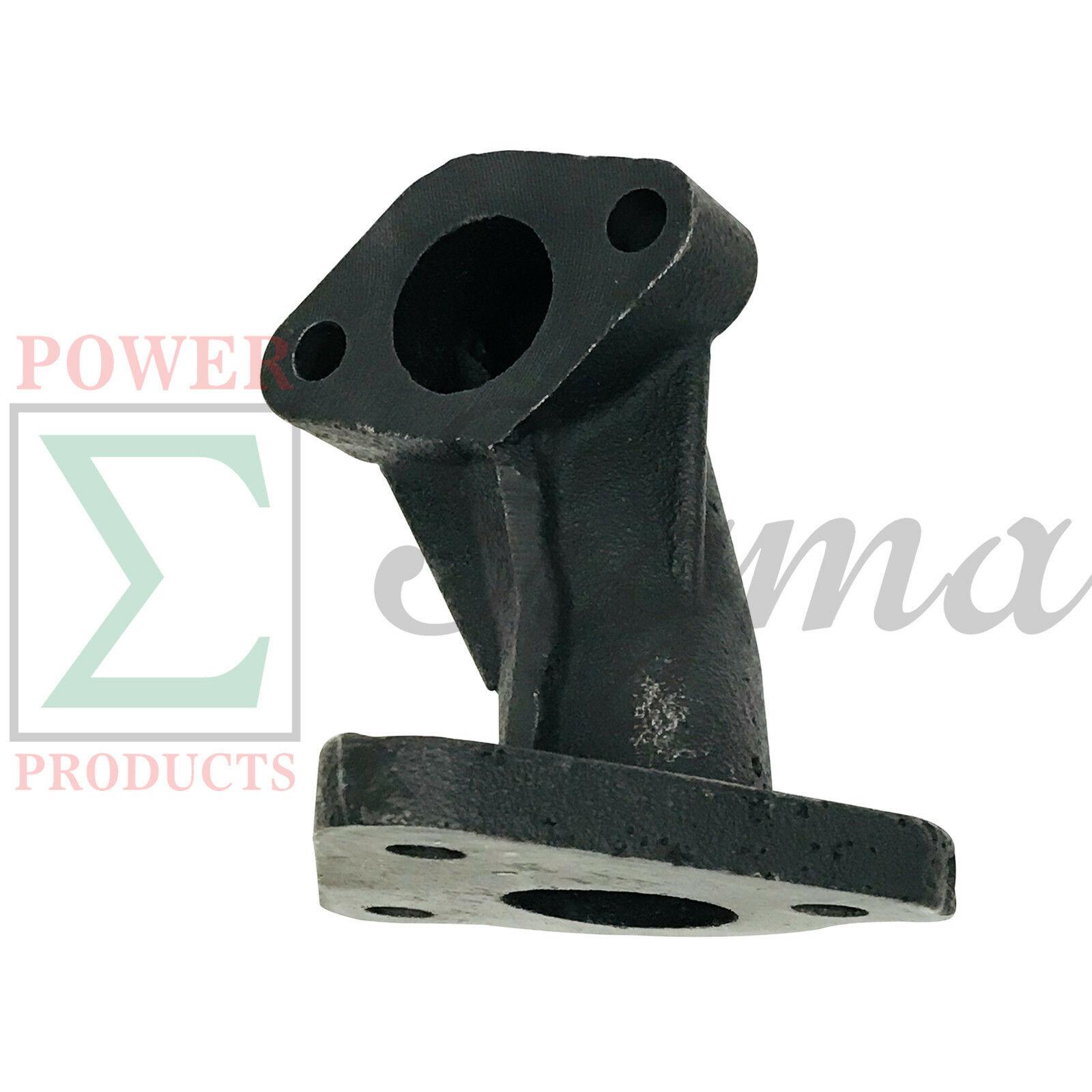 New Muffler Exhaust Manifold 11HP /& 13HP Fits Honda GX340 /& GX390