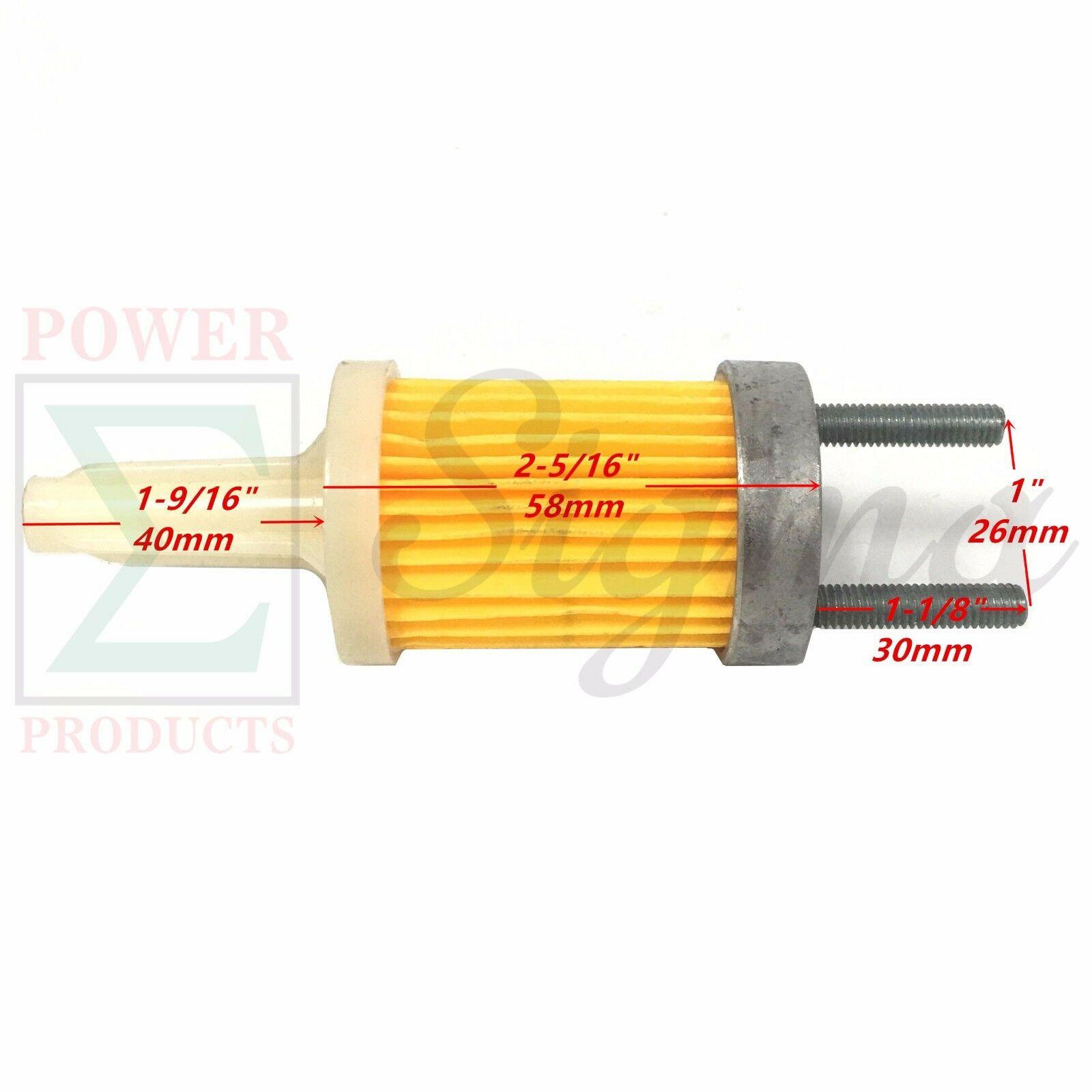 In-Tank 3-7/8″ Fuel Filter For ETQ DG6LE DG6LN DG5500 DG7250LE Diesel  Generator – Generator Parts WholesaleGenerator Parts Wholesale