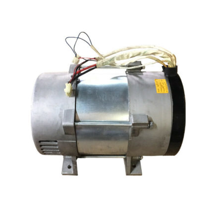 Tapered Cone Alternator For Tool Shed & Chicago Electric 15000W PTO Generator