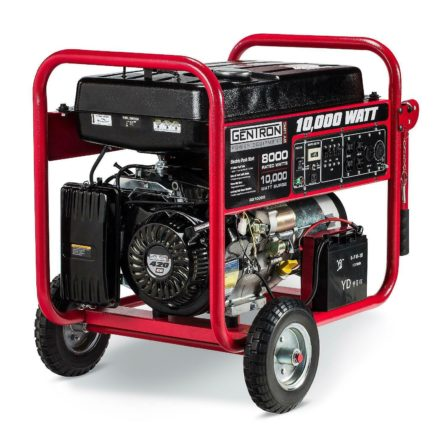 Miami Pickup Gentron 8,000W / 10,000W Portable Gas Powered Generator