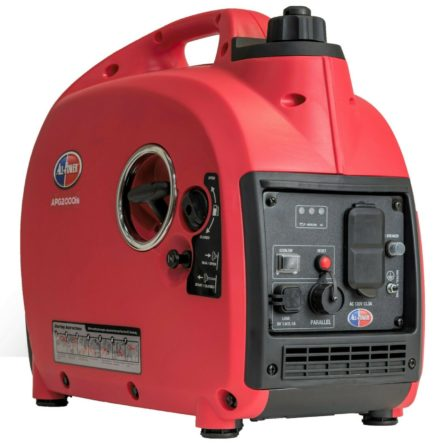Miami Pickup All Power 2000 Watt Portable Inverter Generator APG2000IS