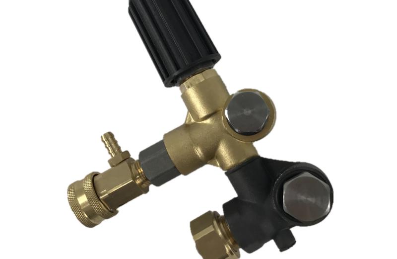 Sigma Bolt On Unloader Replaces AR20821 46228 AR20888 AR Pumps