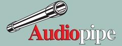 AUDIOPIPE logo resize