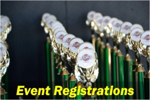 Event registration department