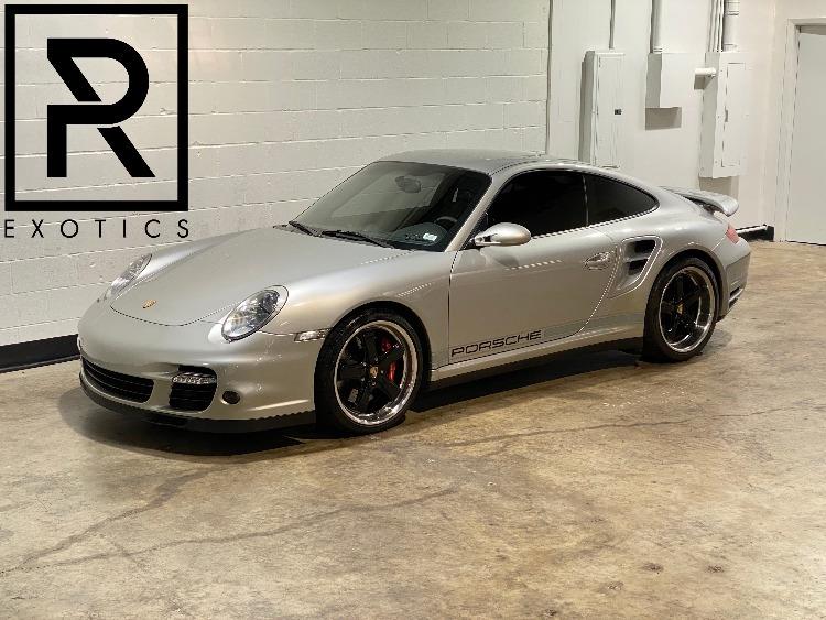 2007-Porsche-911-Turbo-Stick-SilverBlack