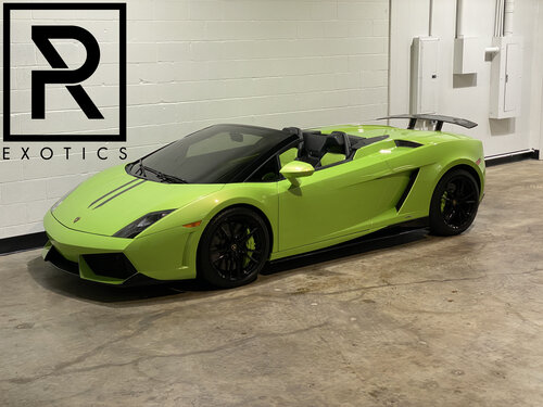 2011 Lamborghini Gallardo Spyder Twin Turbo (1100HP)