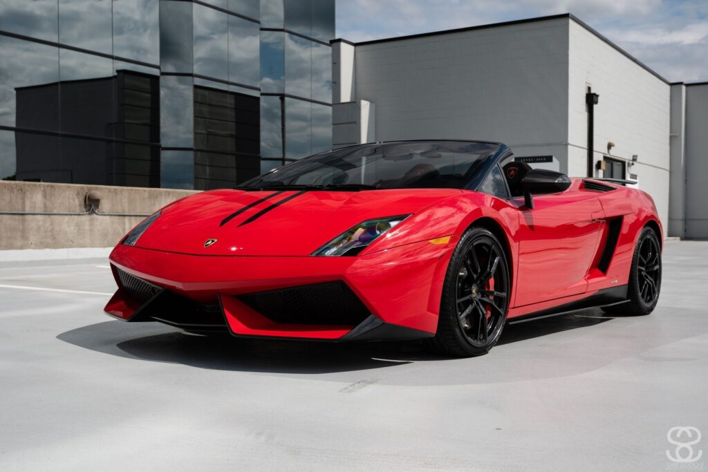 2014 Lamborghini Gallardo Performante
