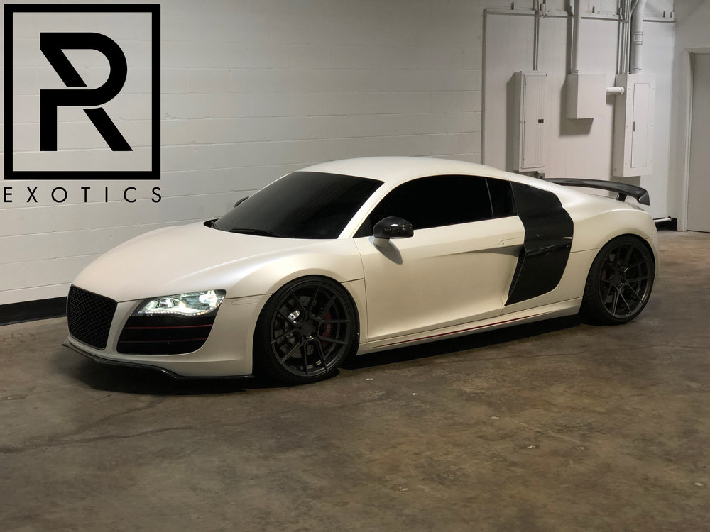 2012 Audi R8 Twin Turbo