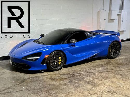 2018 McLaren 720S – 710HP