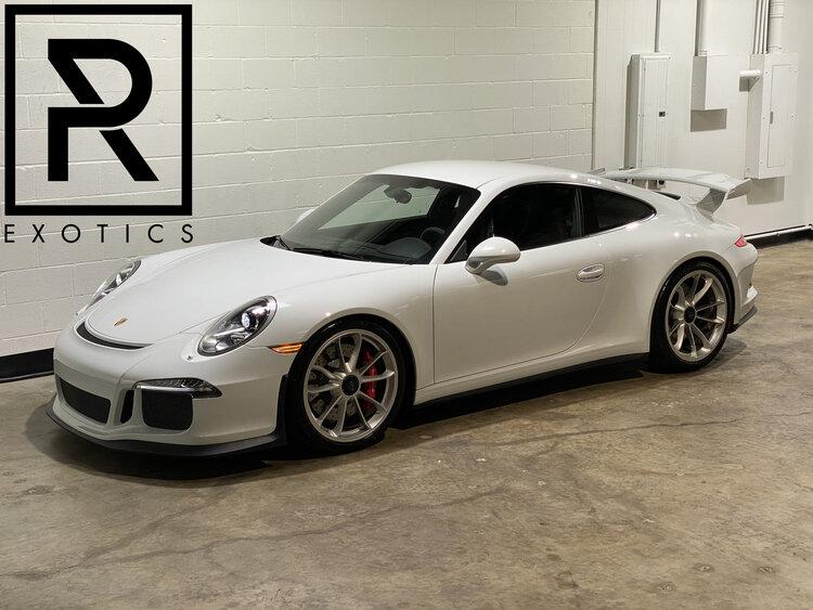 2015 Porsche 911 GT3 (475 HP)