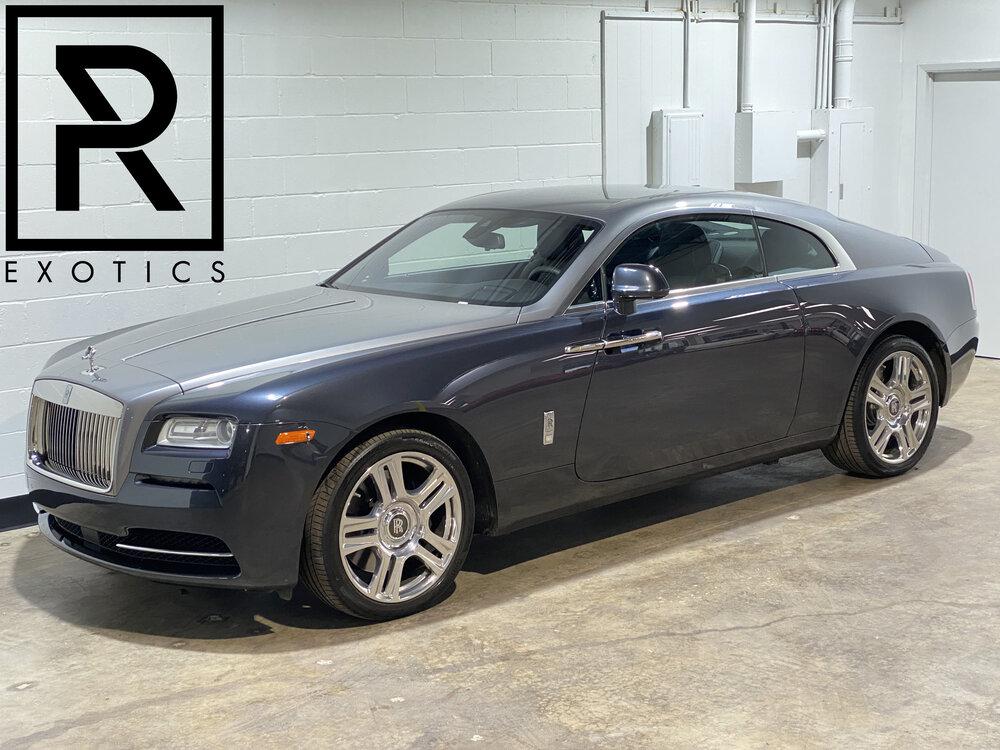 2015 Rolls-Royce Wraith (642 HP)