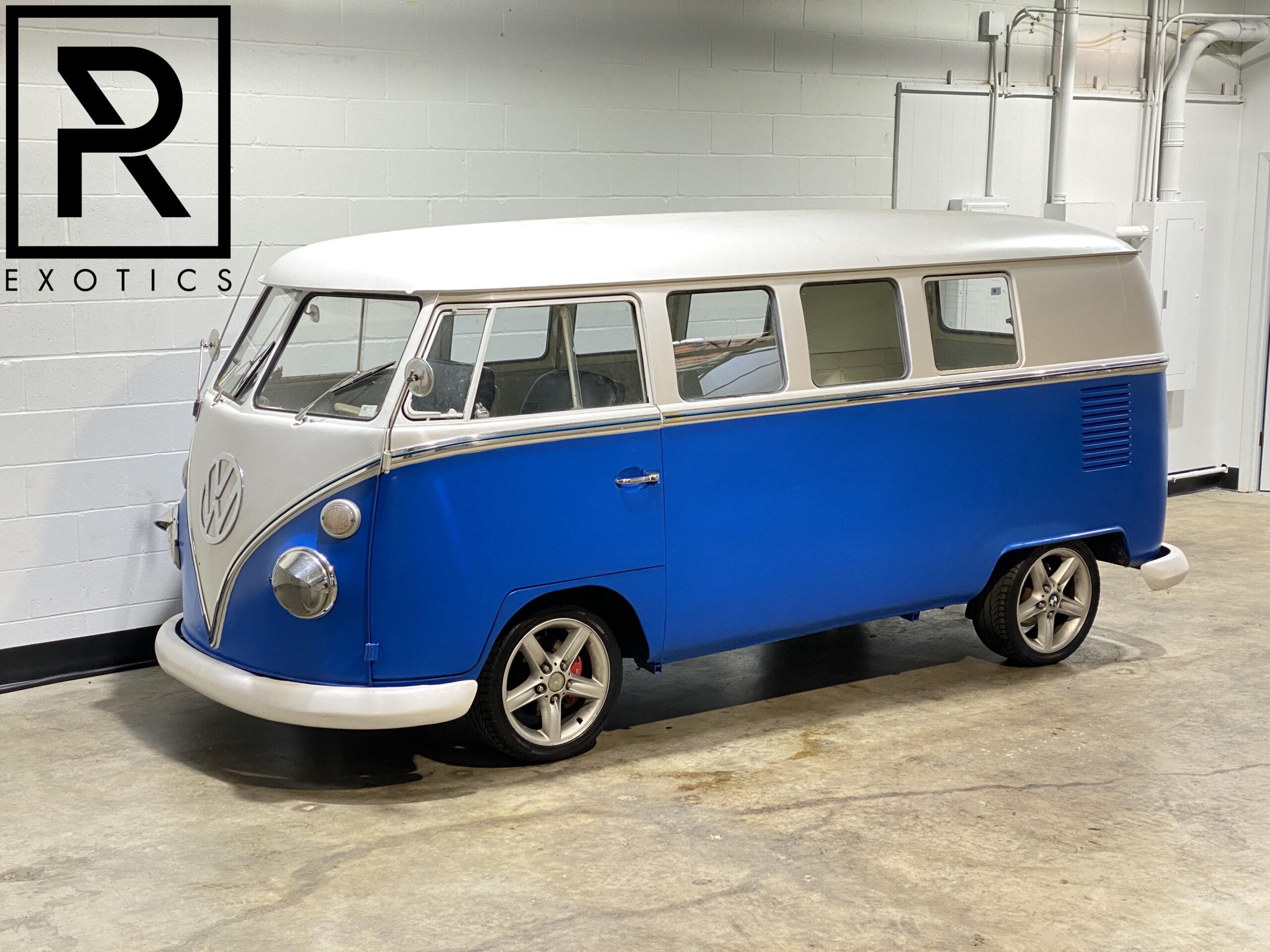 1965 VW Bus Thumbnail