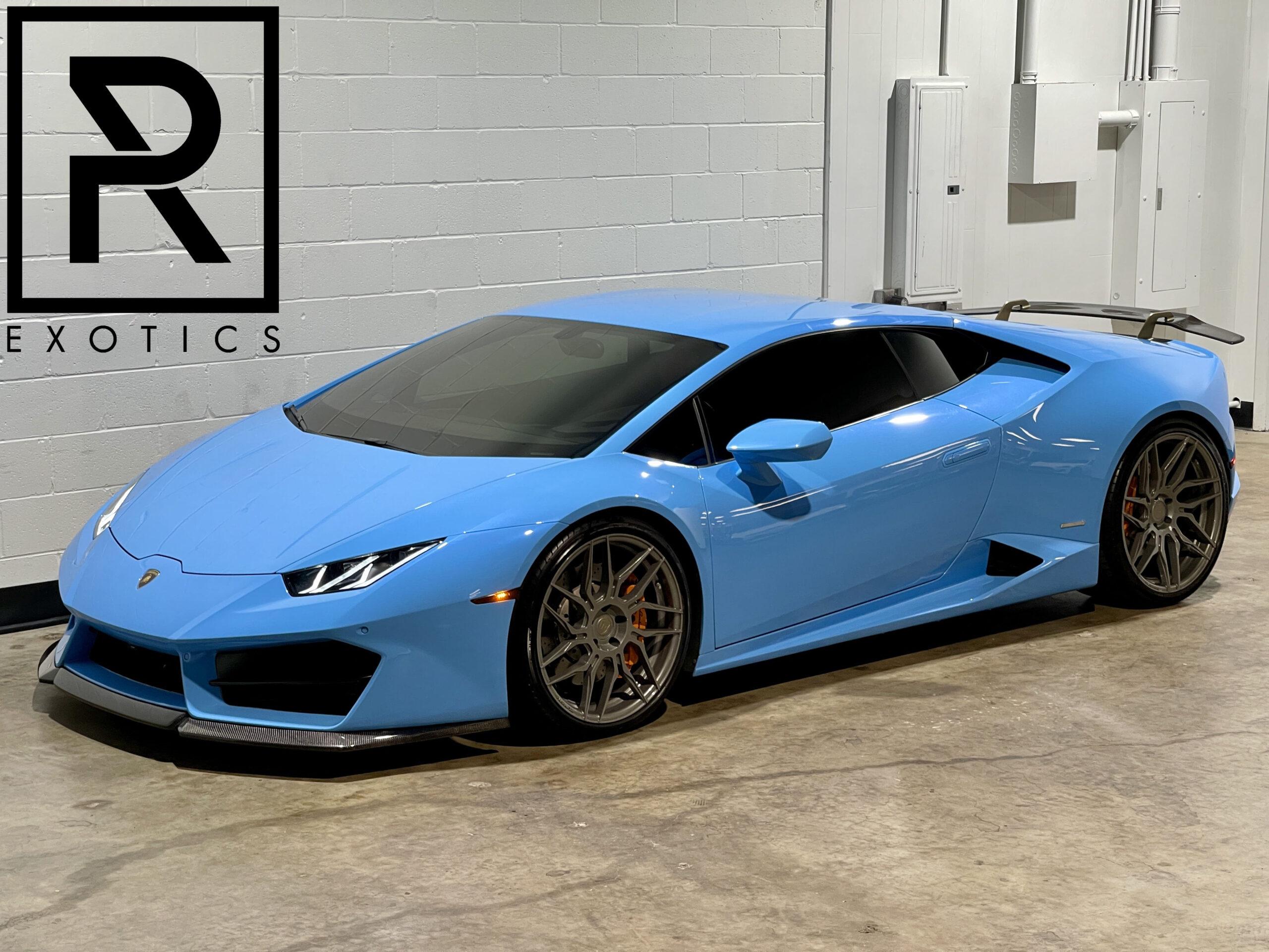 2017 Lamborghini Huracan Twin Turbo Thumbnail