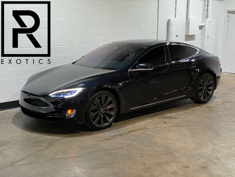 2017 Tesla Model S P100D Thumbnail