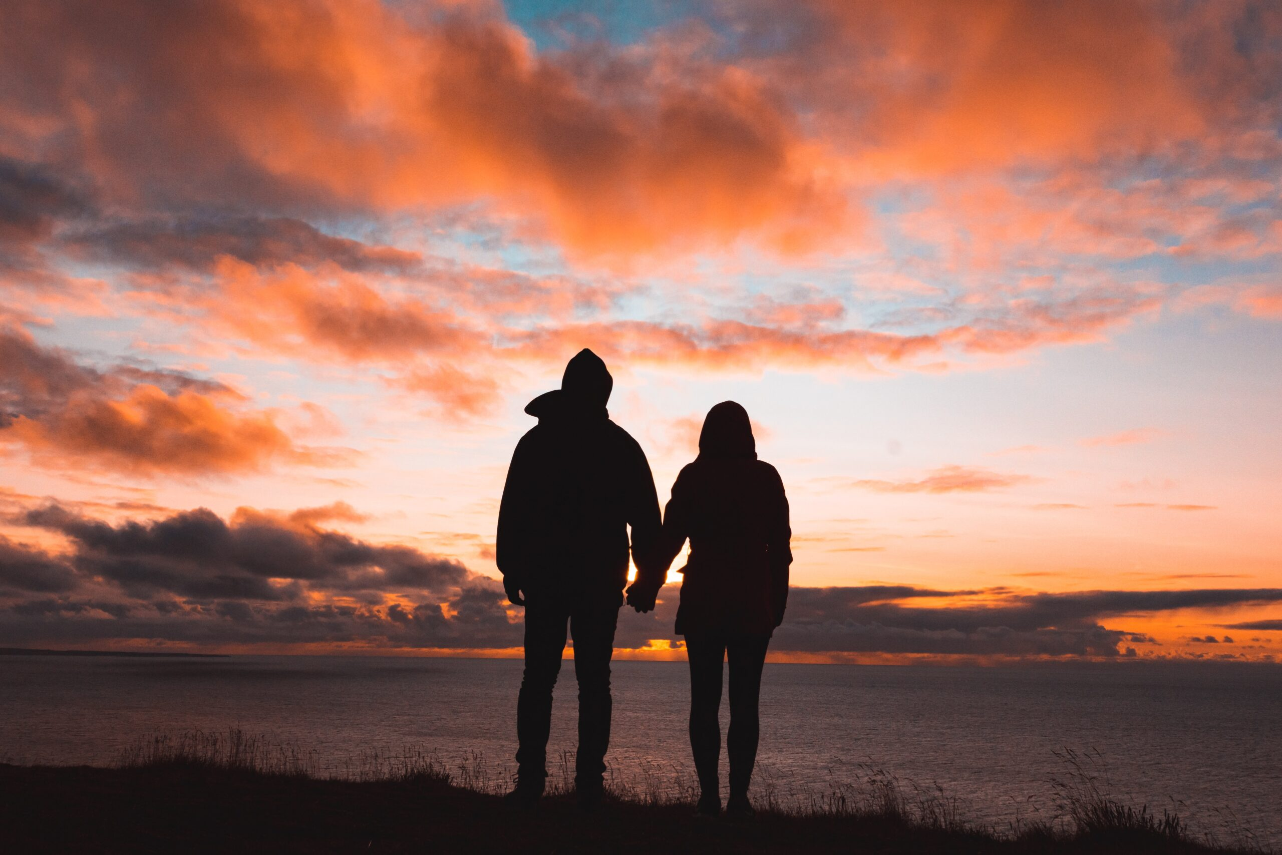 In a relationship, the biggest mistake we make: