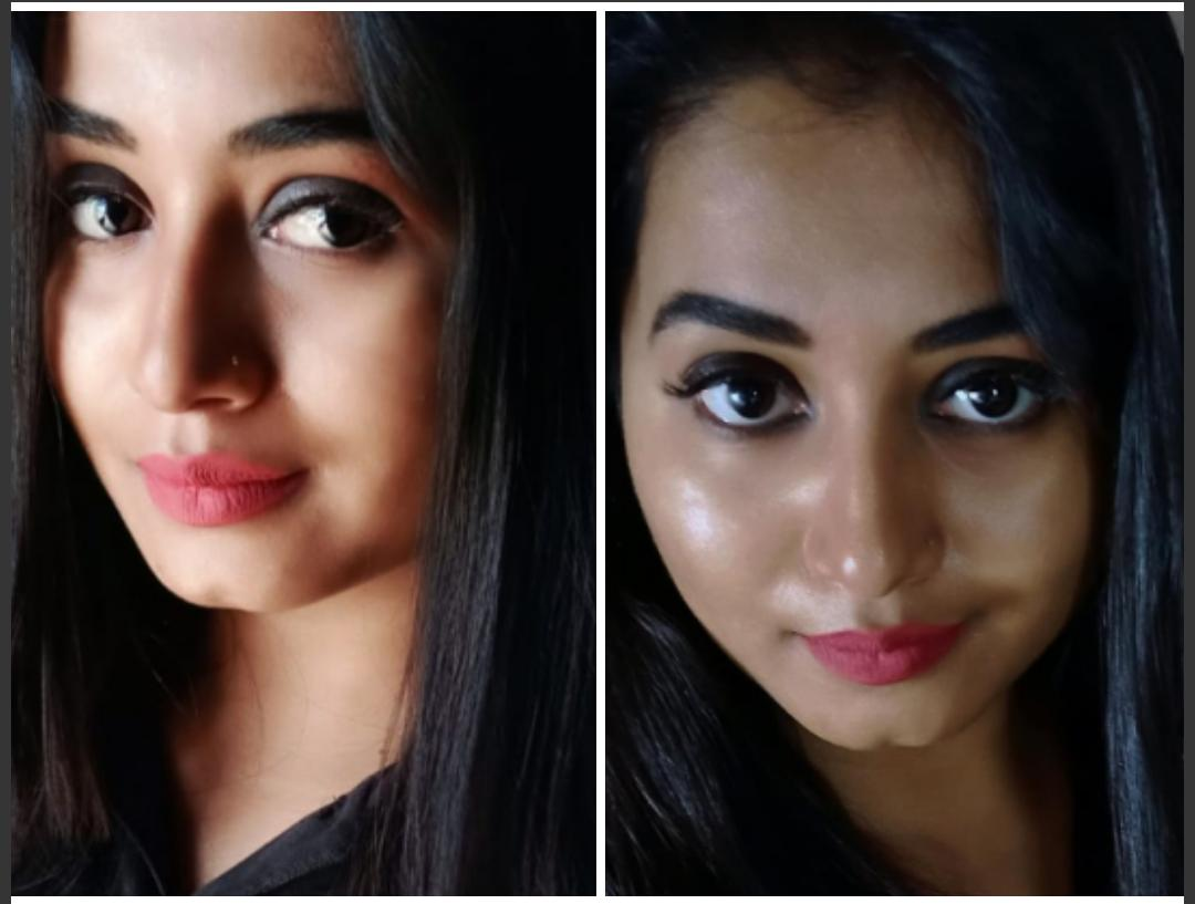 Makeup at home for party