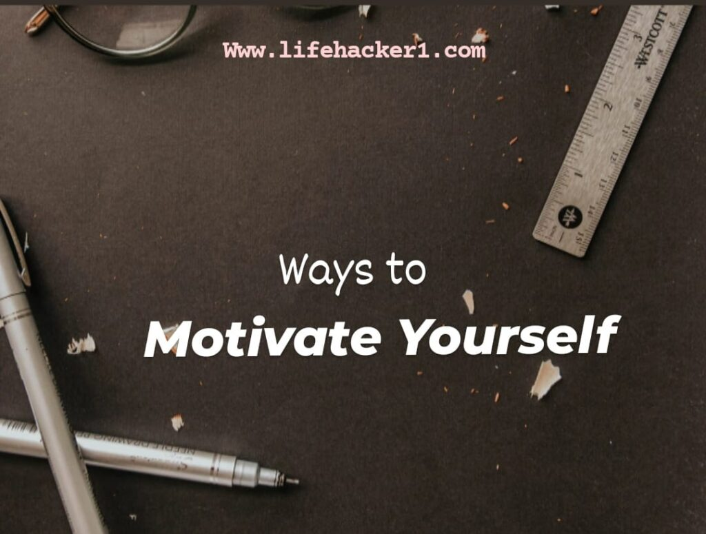 Self-Motivation: Necessary To Be Successful In Life