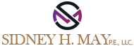 Sidney H. May Logo