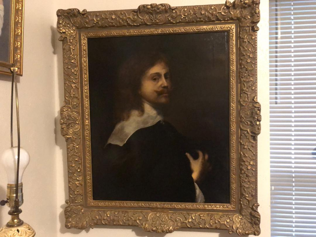31×26 Belgium Anthony Van Dyck Oil Painting