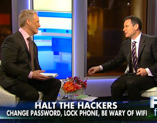 My 5 tips for keeping your apps safe from hackers (Fox & Friends)