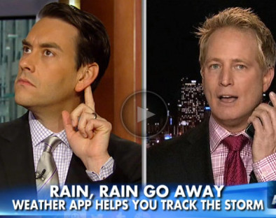 Apps that ease the stress of a canceled flight (Fox & Friends)