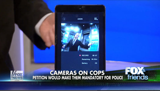 Police Body Cameras Helpful to the Ferguson Shooting Investigation?