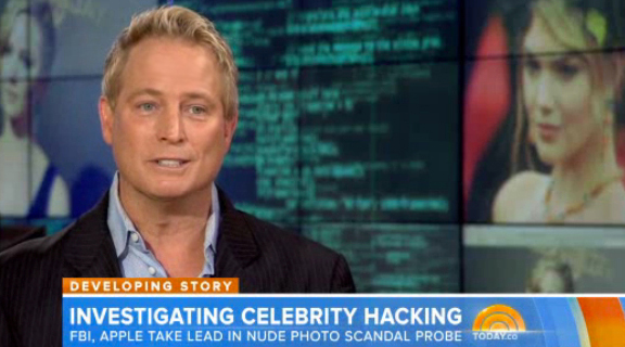 Kurt Knutsson Celebrity Hacking Today Show 9 2 141