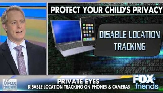 Tips for Protecting Your Children's Privacy Information Online