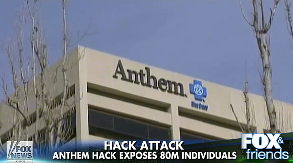 Cyber Safety- What You Can Do To Prevent Identify Theft and Anthem Blue Cross