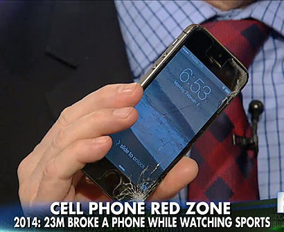 how to fix your broken cell phone screen